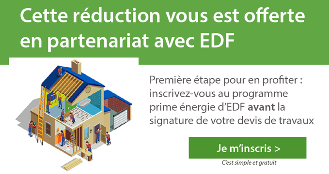 Inscription Primes EDF