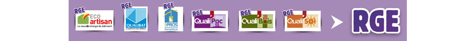 logos RGE