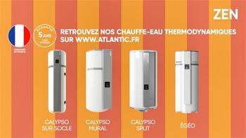 Chauffe-eau thermodynamique : Le choix ZEN !