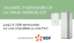 La Prime Energie EDF