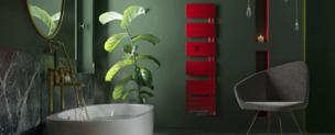 Sèche-serviettes design / couleur
