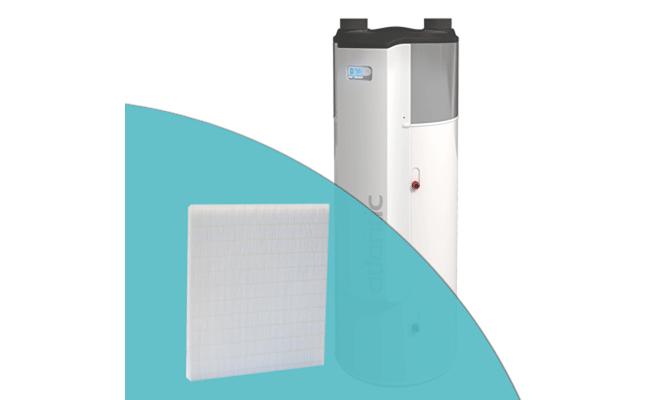 Filtres G4 pour Chauffe-Eau Thermodynamique AEROLIX