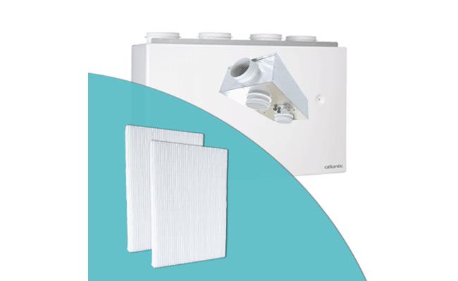 Filtres F5 pour VMC DUOLIX TWIN / DUOLIX BOX / DUOLIX COLLECTIF