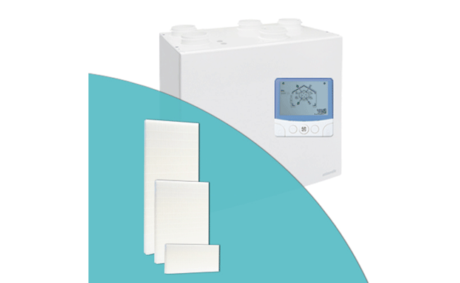 Filtres F7 pour VMC DUOLIX MAX / DUOLIX MAX HYGRO