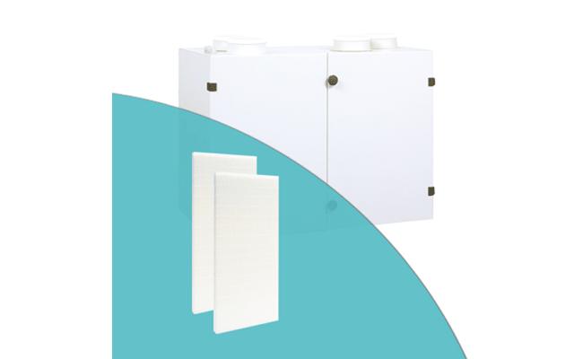 Filtres M5 pour VMC DUOLIX
