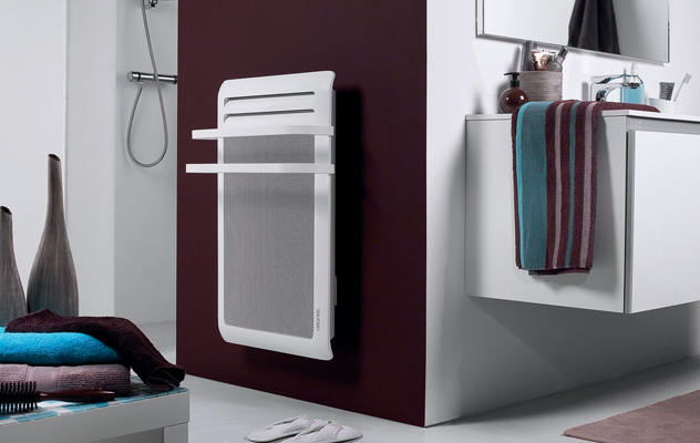 radiateur electrique de salle de bain seche serviette. Black Bedroom Furniture Sets. Home Design Ideas