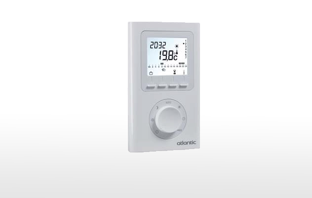 Thermostats d'ambiance - Atlantic